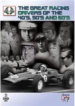 Great Motor Racing Drivers Of The 40S, 50S And 60S