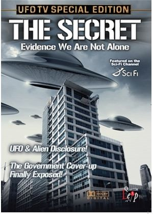 UFO - The Secret, Evidence We Are Not Alone
