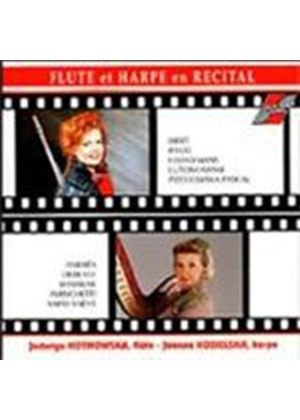 Various Artists - FLUTE ET HARPE EN RECITAL
