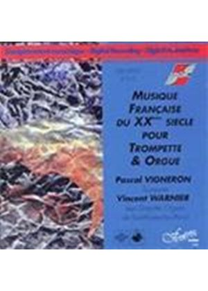 20th Century French Works for Trumpet and Organ