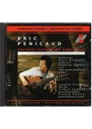 Eric Penicaud - COMPOSITIONS / IMPROVISATIONS