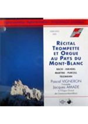 VARIOUS COMPOSERS - Recital Trompette/Orgue [French Import]