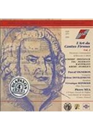 VARIOUS COMPOSERS - L'Art Du Cantus Firmus Vol. 2 [French Import]