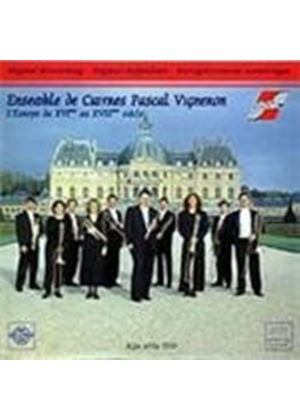 Ensemble De Cuivres Pascal Vigneron - Europe Of XVI And XVIII C [French Import]