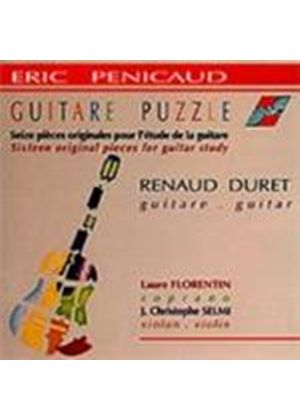 Eric Penicaud - Sixteen Original Pieces For Guitar Study [French Import]