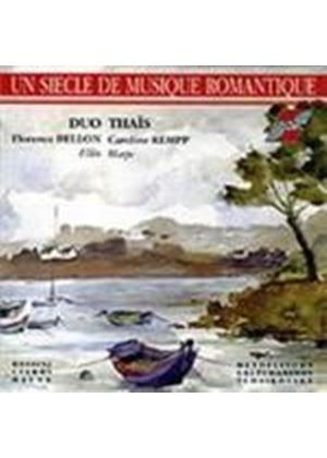 VARIOUS COMPOSERS - A Century Of Romantic Music - Flute & Harp [French Import]