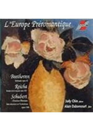 Beethoven/Reicha/Schubert - Europe Of The Pre-Romantic Era [French Import]