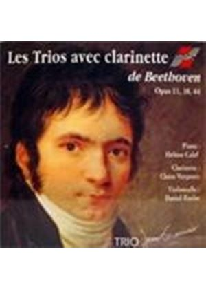Ludwig Van Beethoven - Trios With Clarinet [French Import]