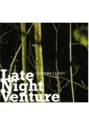 Late Night Venture - Illuminations EP (Music CD)