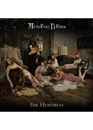 Mediæval Bæbes - Huntress (Music CD)