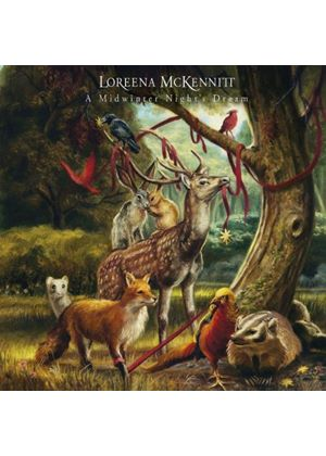 Loreena McKennitt - A Midwinter Nights Dream (Music CD)