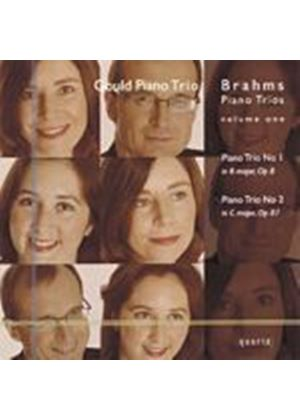 Johannes Brahms - Brahms Piano Trios - Vol. 1 (Gould, Neary, Frith) (Music CD)