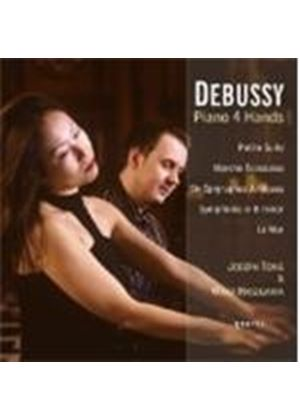 Debussy: Piano Works for Four Hands