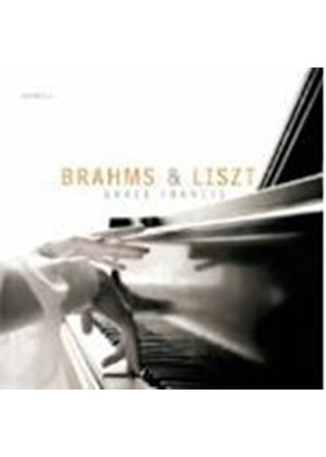 Brahms; Liszt: Piano Works (Music CD)