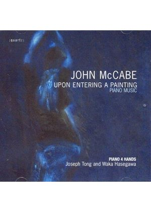 Upon Entering a Painting: Piano Music, Piano 4 hands (Music CD)