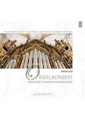 Orgelkonzert (Music CD)