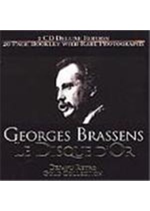 Georges Brassens - Le Disque D'or