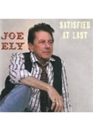 Joe Ely - Satisfied At Last (Music CD)