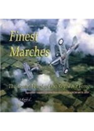 Central Band Of The Royal Air Force - Finest Marches (Music CD)