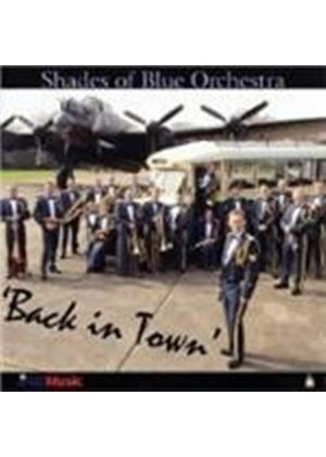 Band Of The Royal Air Force Regiment - Back In Town (Music CD)