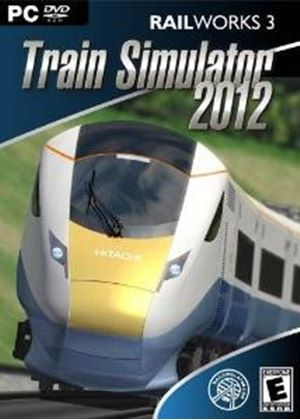RailWorks 3 - Train Simulator 2012 (PC)