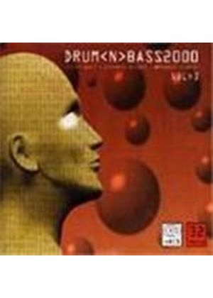 Various Artists - Drum 'n' Bass 2000 Vol.3 (Sci-Fi Beats/Distorted B-Lines/Breakbeat Science)