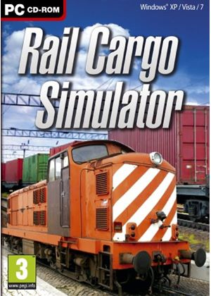 Rail Cargo Sim (PC DVD)