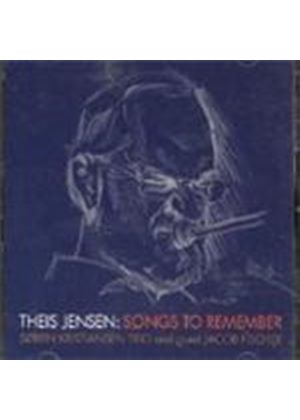 Theis Jensen - Songs To Remember (Music CD)