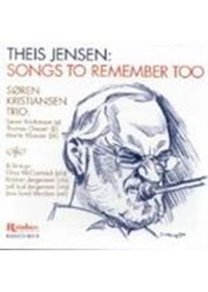 Theis Jensen - Songs To Remember Too (Music CD)