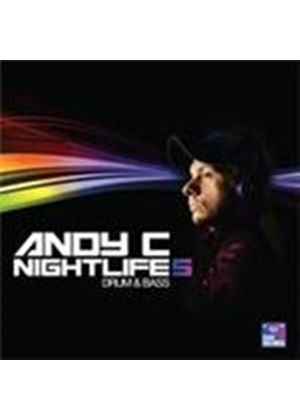 Various Artists - Nightlife Vol.5 (Andy C Presents) (Music CD)