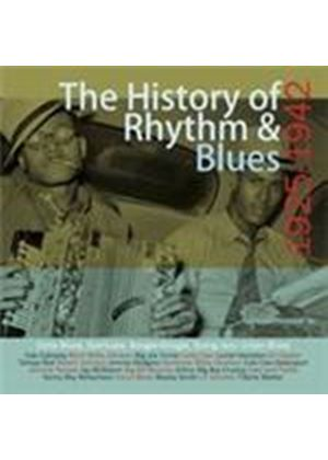 Various Artists - History Of Rhythm And Blues Vol.1, The (Music CD)