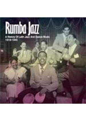 Various Artists - Rumba Jazz 1919-1945 (The History Of Latin Jazz And Dance Music From The Swing Era) (Music CD)