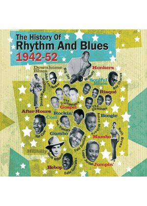 Various Artists - History Of Rhythm And Blues 1942-52 (Music CD)