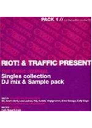 Various Artists - Riot And Traffic Music Journal Vol.1 (Music CD)