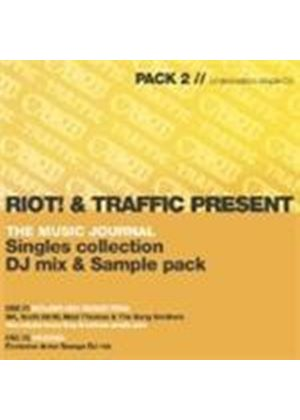 Various Artists - Riot And Traffic Music Journal Vol.2 (Music CD)