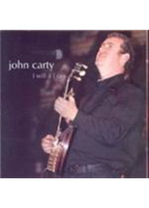 John Carty - I Will If I Can (Music CD)