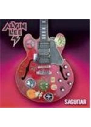 Alvin Lee - Saguitar (Music CD)