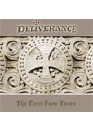 Deliverance - First Four Years, The (Music CD)