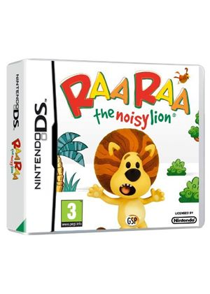 Raa Raa The Noisy Lion (Nintendo DS)