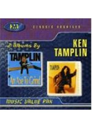 Ken Tamplin - Axe To Grind, An/Soul Survivor (Music CD)