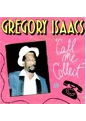 Gregory Isaacs - Call Me Collect (Music CD)