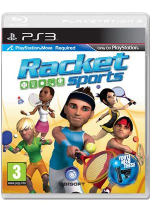 PlayStation Move: Racket Sports (PS3)