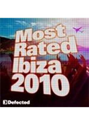 Various Artists - Most Rated - Ibiza 2010 (Music CD)