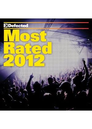 Various Artists - Most Rated 2012 (Music CD)