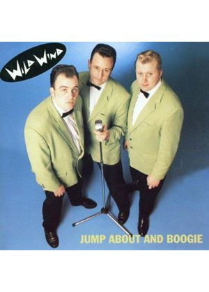 Wild Wind - Jump About and Boogie (Music CD)