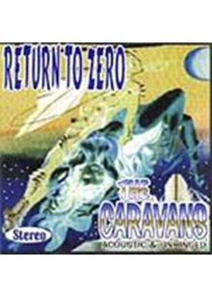 Caravans (The) - Return To Zero (Music CD)