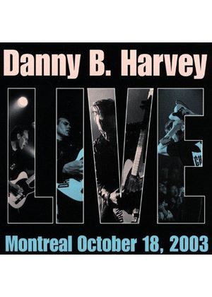 Danny B. Harvey - Live In Montreal (Music CD)