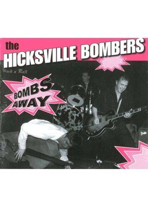 The Hicksville Bombers - Bombs Away! (Music CD)