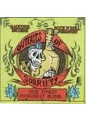 Various Artists - Outcasts Of Sobriety - Punkabilly Blend (Music CD)