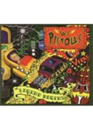 Las Pistolas - Legend Begins, The (Music CD)